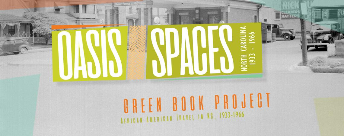 Green Book Oasis Spaces