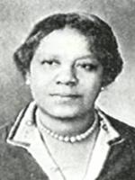 Photograph of Carrie Broadfoot