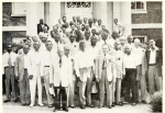 Photograph of the 1954 Members of the Old North State Medical Society