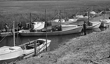 wanchese fishermen