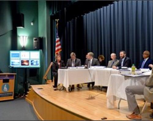 Climate council panel