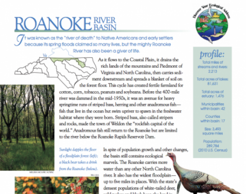 roanoke river basin booklet
