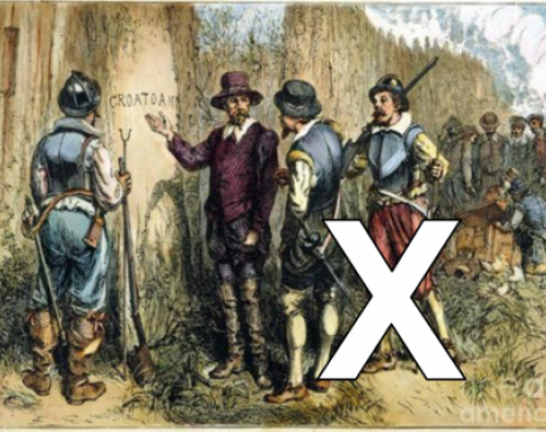 X is for X marks the spot