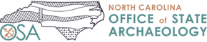NC DNCR Office of State Archaeology logo