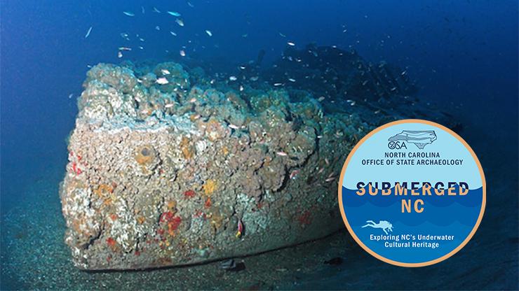 Hidden Beneath the Waves, Exploring North Carolina's Underwater Cultural Heritage