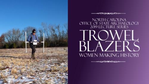 Sarah Lowry - Trowel Blazer Lecture Series