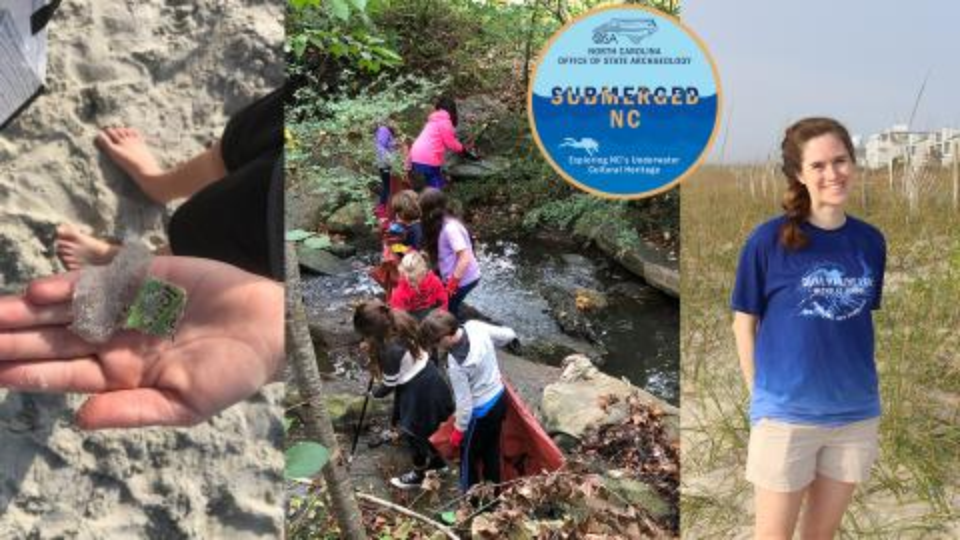 Submerged NC: Kid Power - How North Carolina Kids Took on Marine Debris