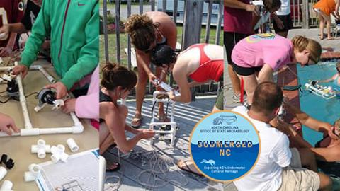 Engineering in the Classroom with Underwater Remotely Operated Vehicles