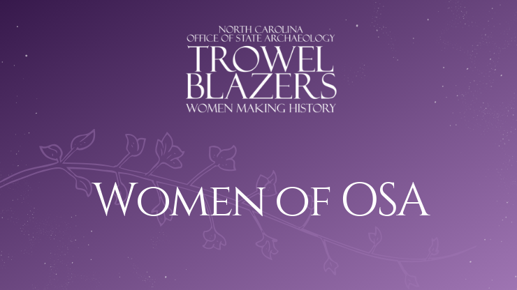Trowel Blazers: Women of OSA