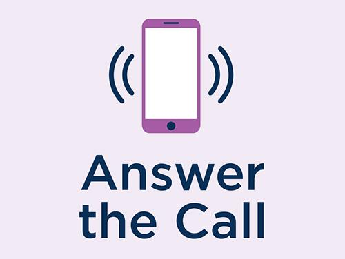 answer the call image