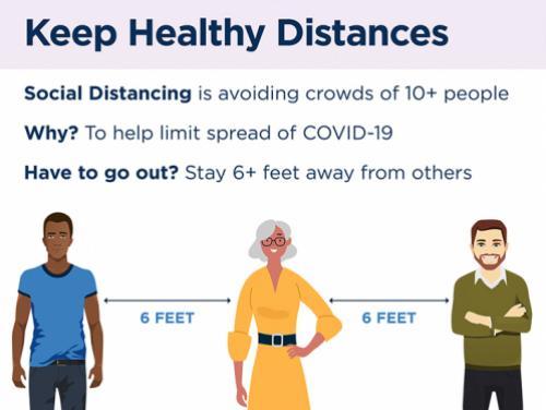 Keep Healthy Distances