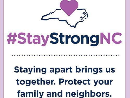 #StayStrongNC