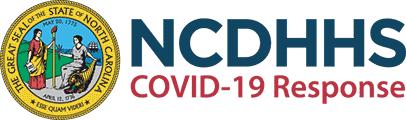 NC COVID-19 logo