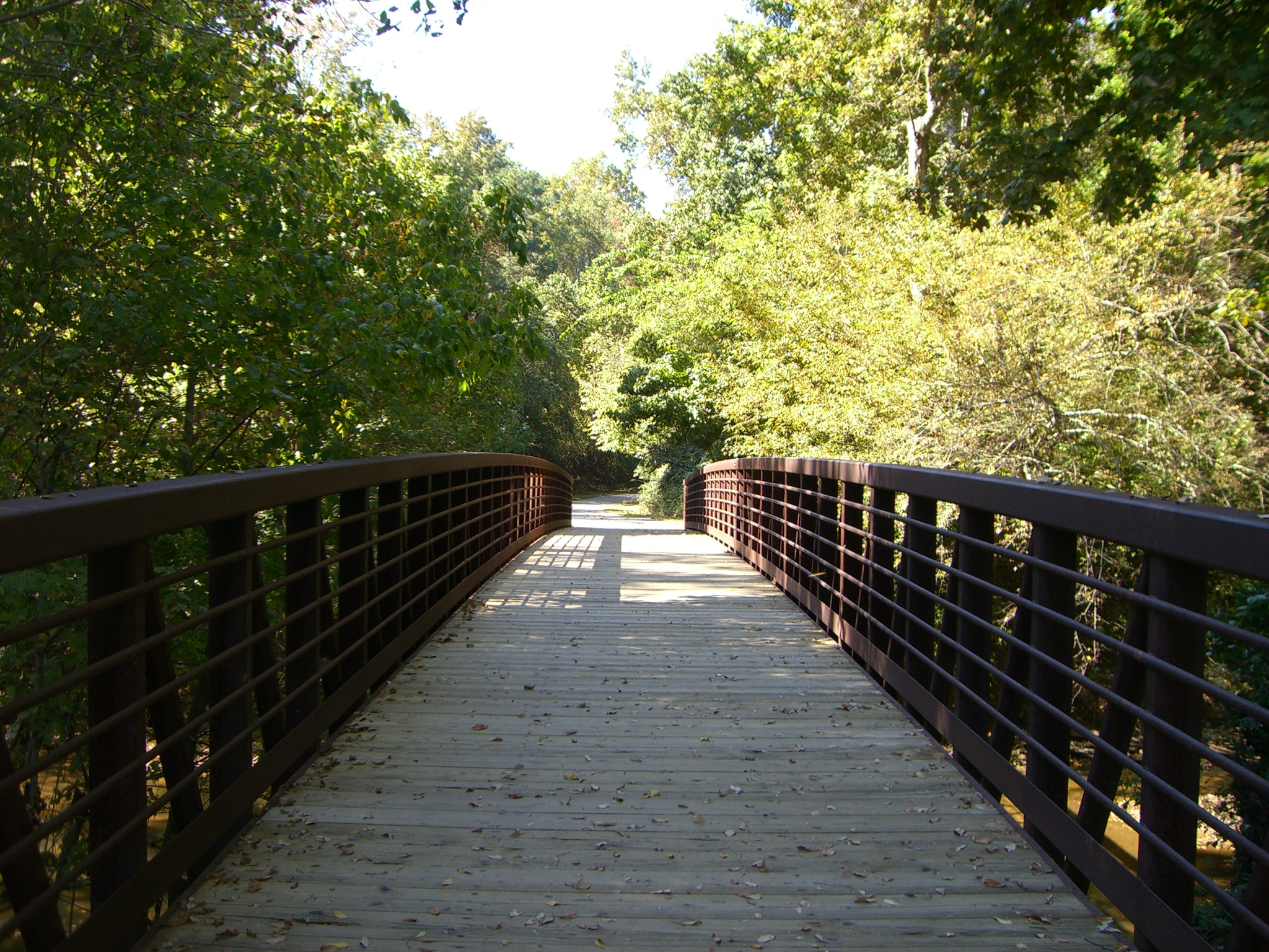 Greenway bridge