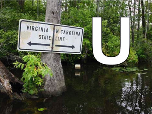 U is for Upstream