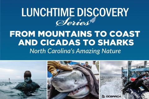 graphic advertising OCEARCH talk on May 12, 2021