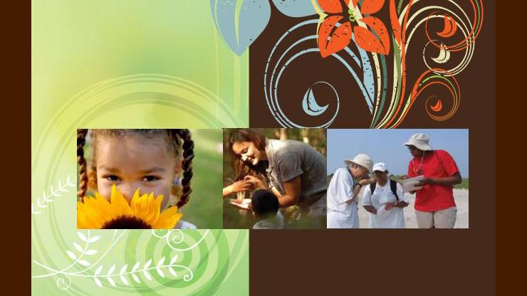 partial cover of Environmental Education Plan publication