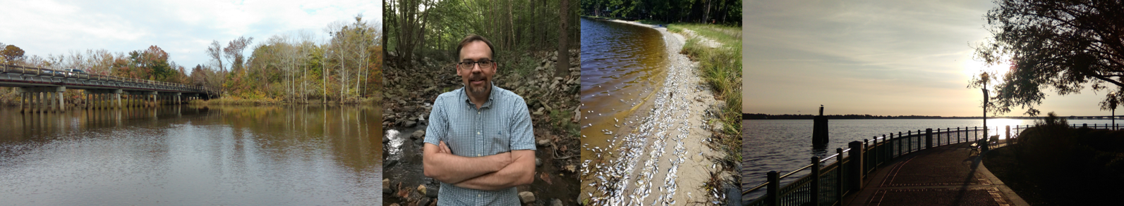 neuse river, Dr. Dan Obenour, fish kill
