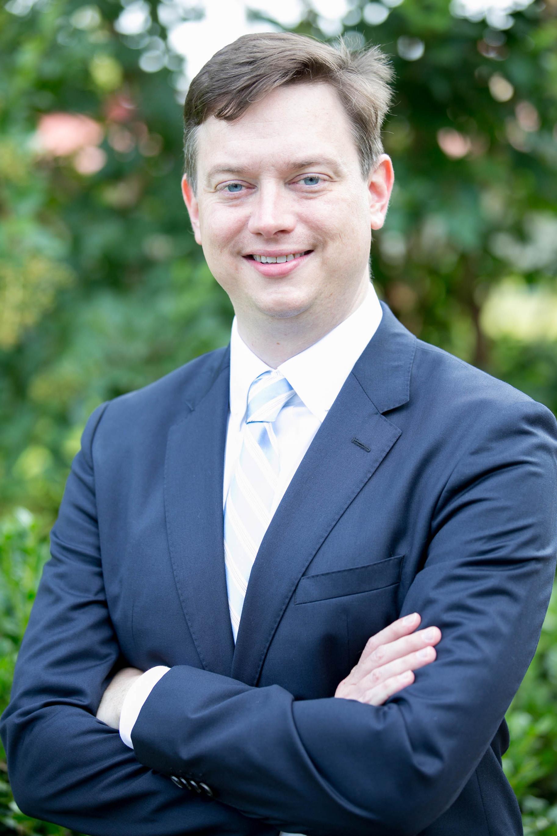 Nate Denny, Chief of Staff & Legislative Liaison