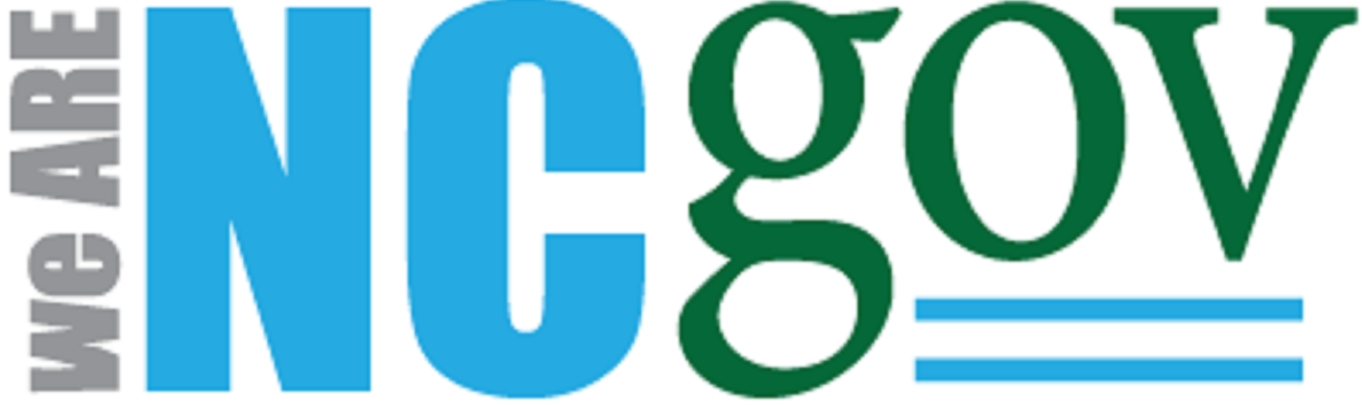 We Are NC Gov Logo