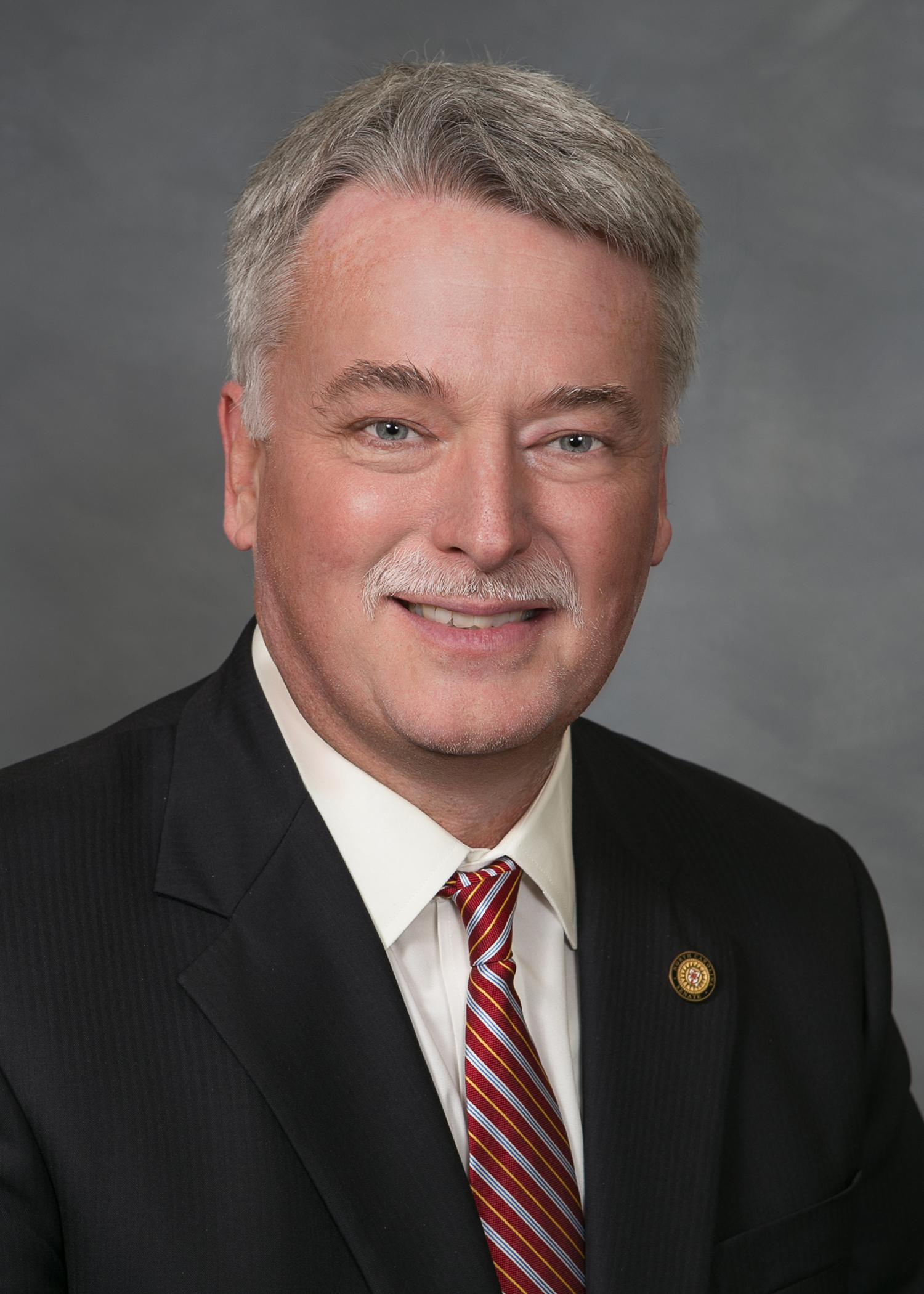 Wesley Meredith portrait