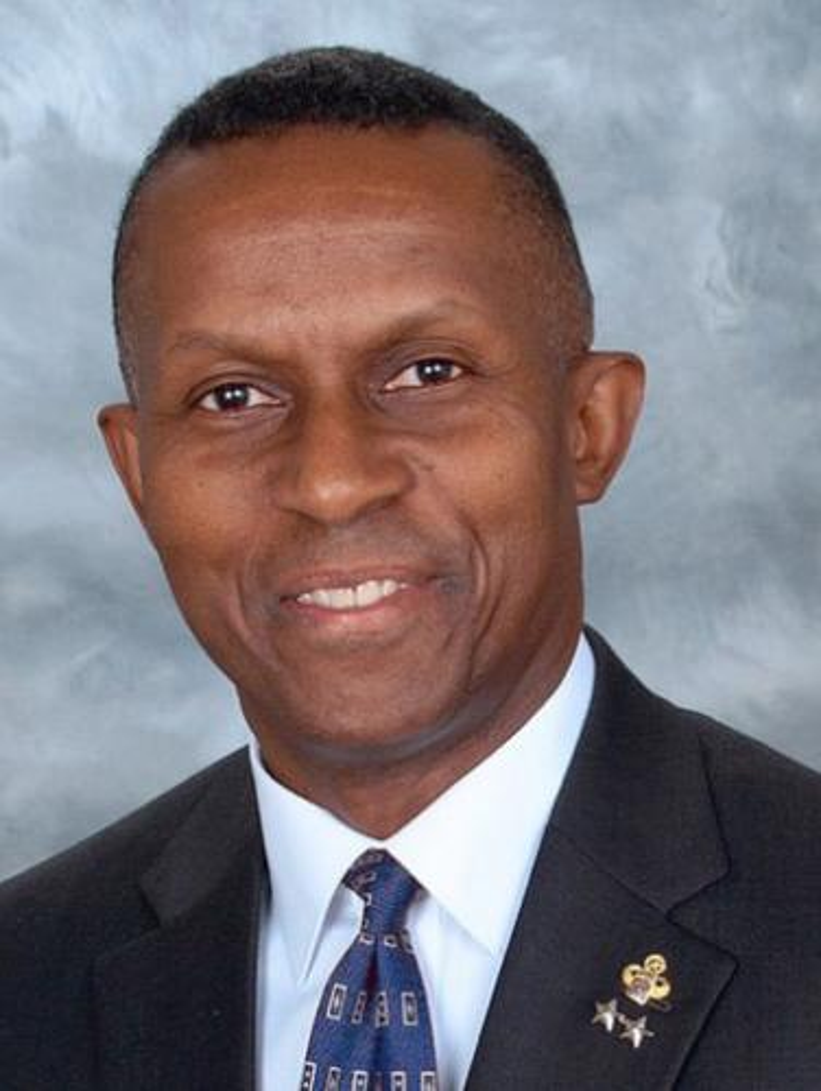 Rodney Anderson portrait
