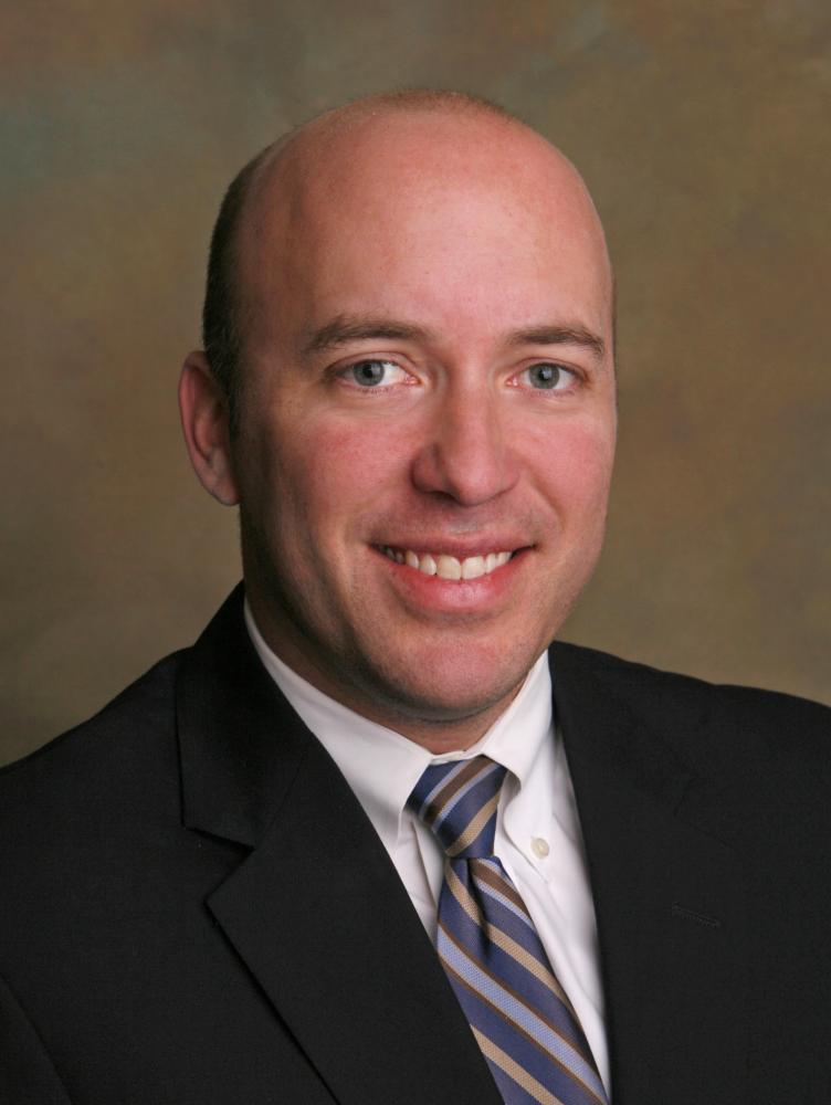 Scott LaFevers portrait