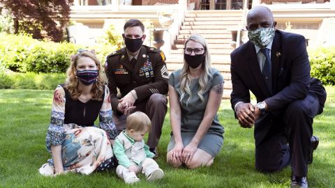 NC Military Family of the Year