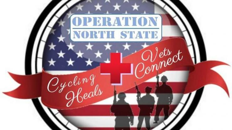 Operation North State Cycling Heals Logo