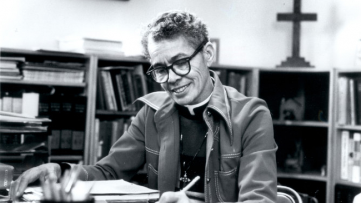 Pauli Murray image