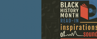 Black History Month Read-In 2019 Banner