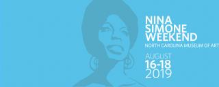 Nina Simone Weekend graphic