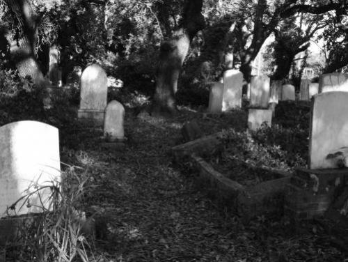 Old Burying Ground Beaufort