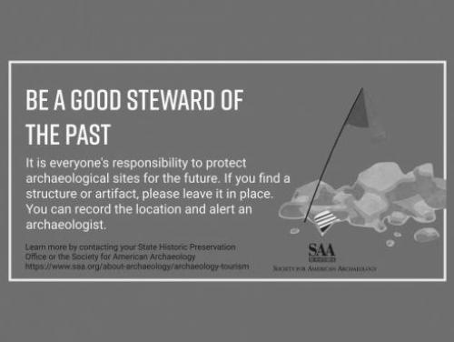 Be a Good Steward of the Past