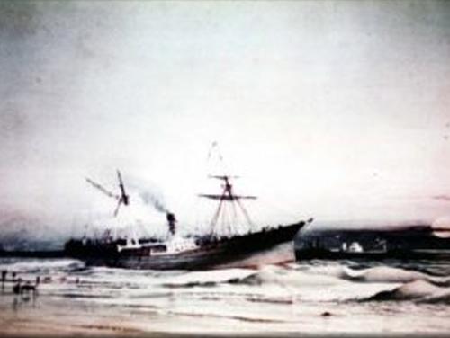 Cape Fear Civil War Period Shipwreck District