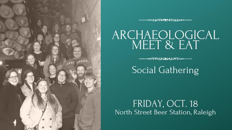 Archaeological Meet & Greet