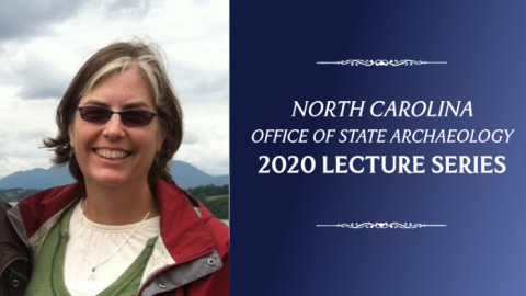 Dr Jane Eastman - NC OSA Lecture Series