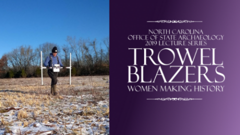 Sarah Lowry - Trowel Blazer Lecture Series
