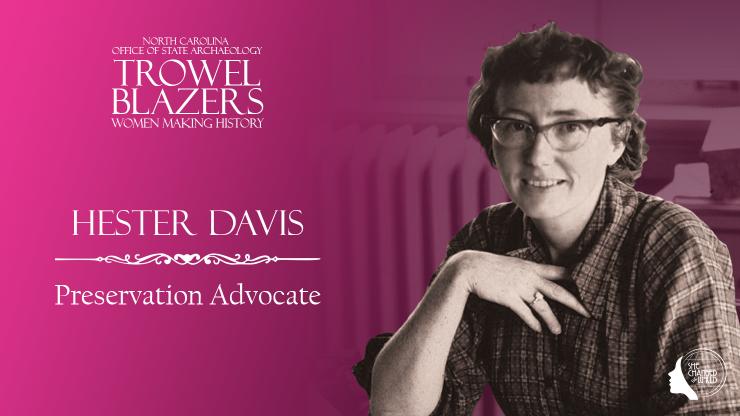 Trowel Blazers: Hester Davis