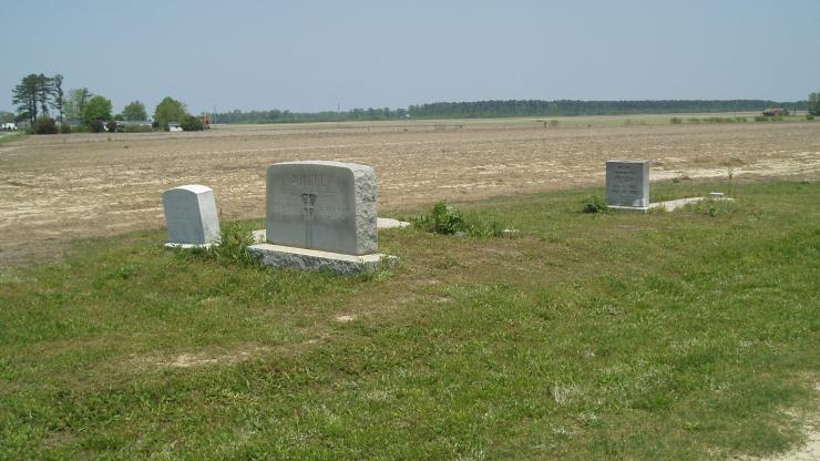 Cemetery in North Carolina
