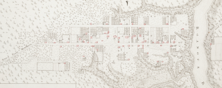 CJ Sautier Map of Halifax NC