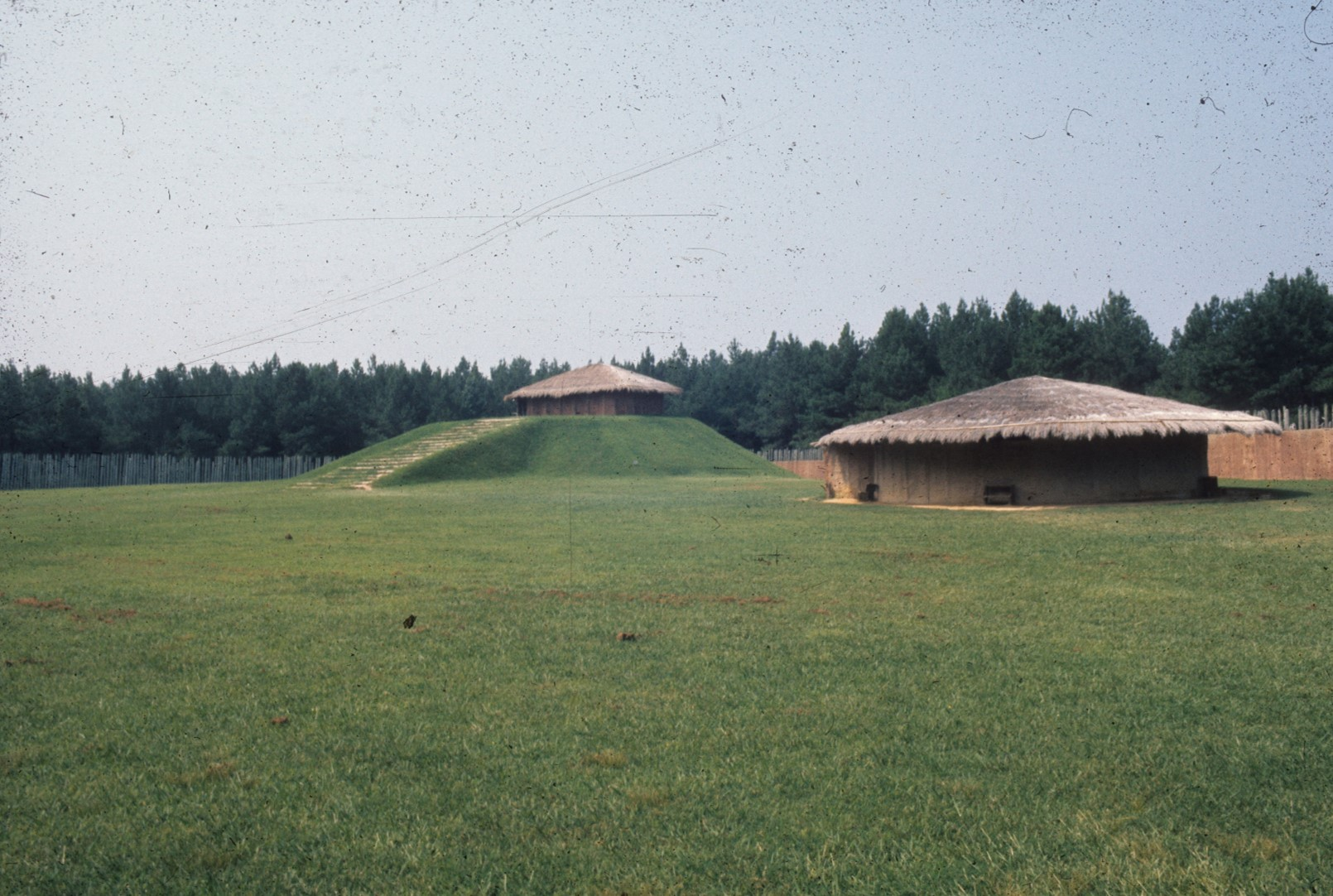 Town Creek Indian Mound Historic Site