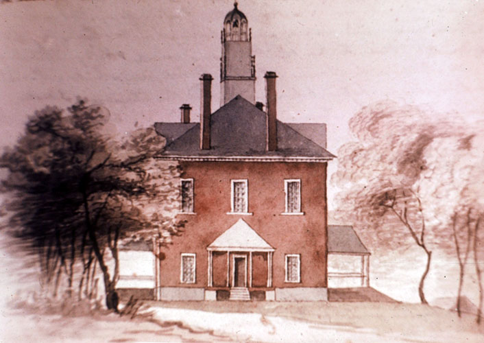 North Carolina's first State House
