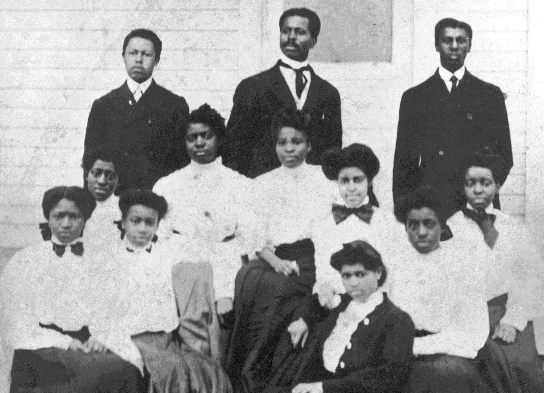 PMI Class Photo, 1907