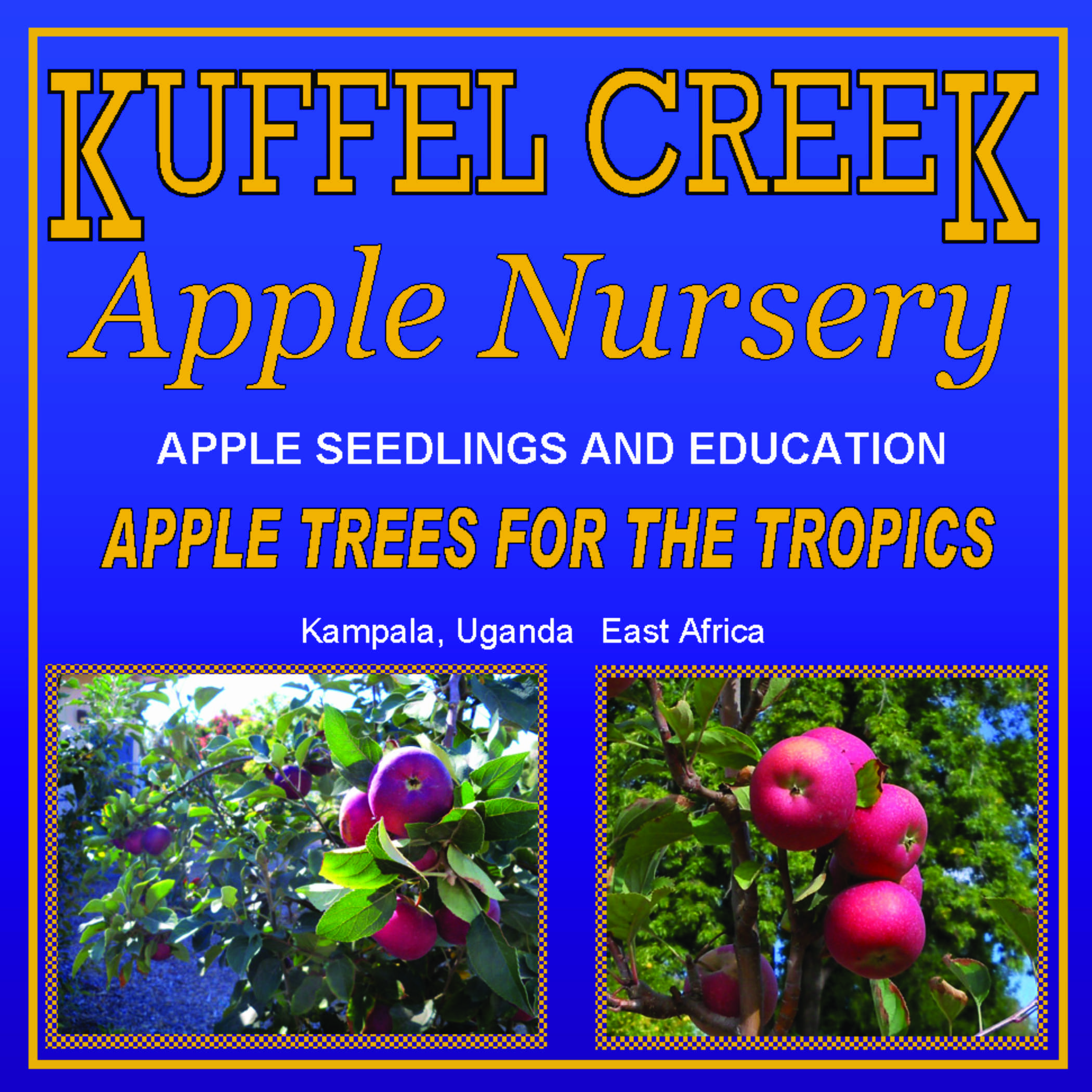 Kuffel Creek Nursery logo
