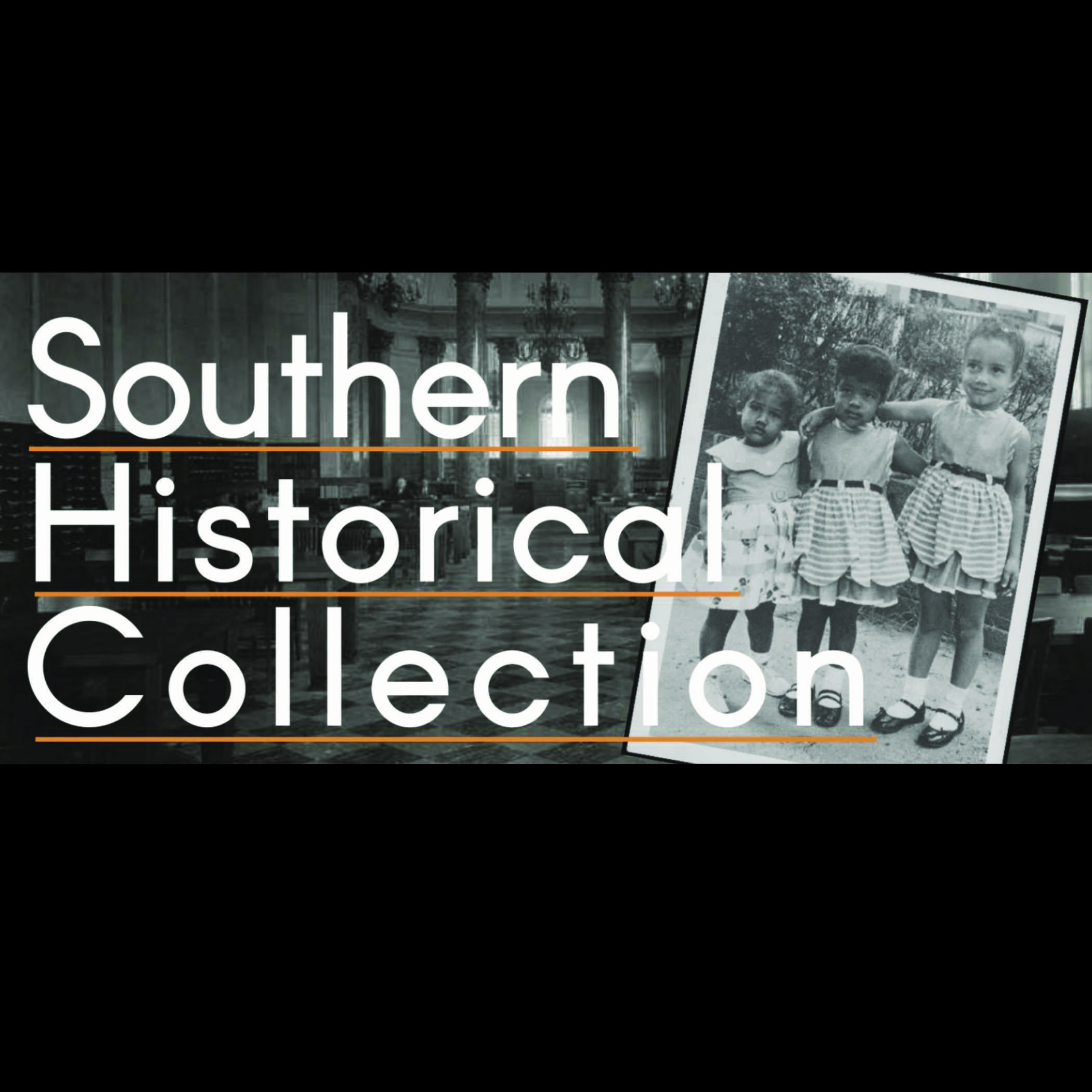 logo for the Southern Historical Collection at UNC Chapel Hill
