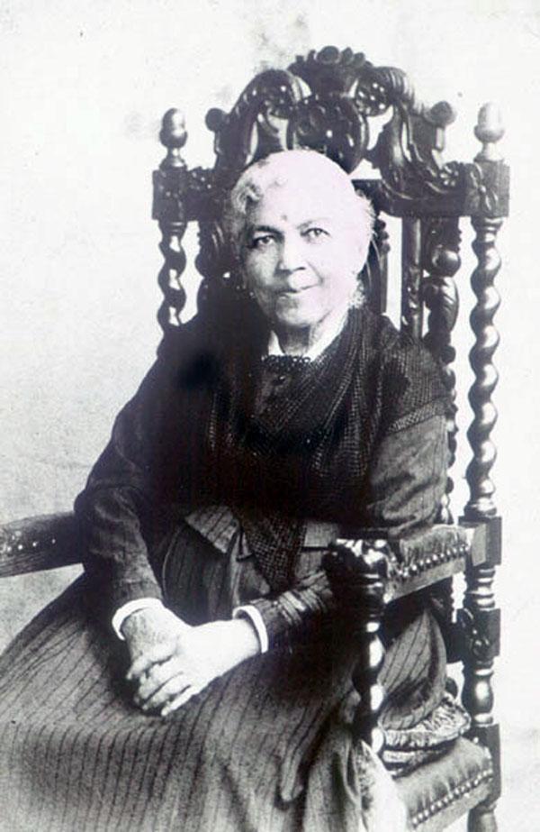 portrait of Harriet Jacobs