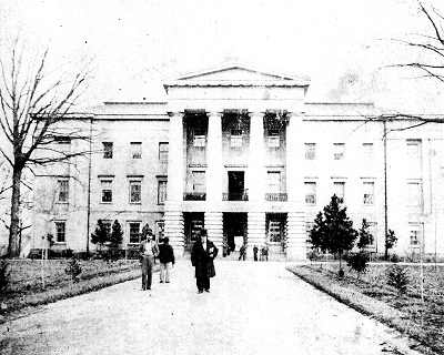 first known image of the State Capitol