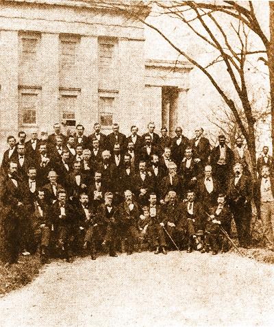 The state senate, 1874