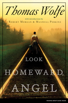Book cover for Look Homeward Angel by Thomas Wolfe